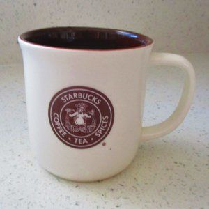 Vintage Starbucks The First Store Mug Collectible